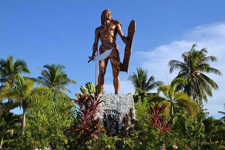 CEBU | Lapu-Lapu Shrine To Commemorate Battle of Mactan