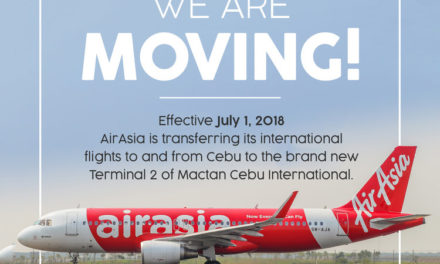 AirAsia Moves to New Mactan Cebu International Airport!