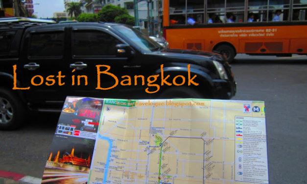 Lost in Bangkok