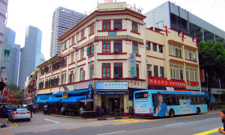 WHERE TO STAY IN SINGAPORE: Cozy Corner Backpackers Hostel