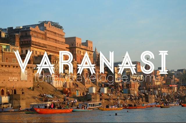 INDIA | Varanasi and the Ganga Aarti