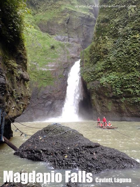 Weekend Trip to Magdapio Falls a.k.a. Pagsanjan Falls