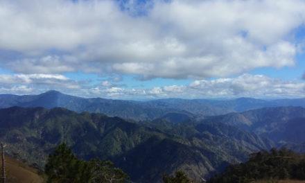 Social Climber: Unexpected Mt. Ulap