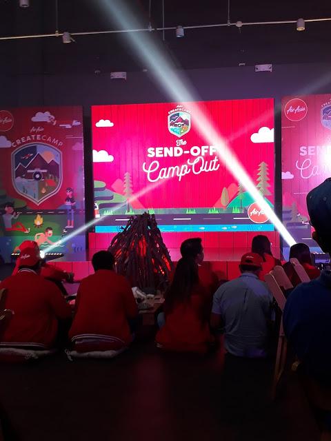 #AirAsiaCreateCamp The First Social Media Reality Show