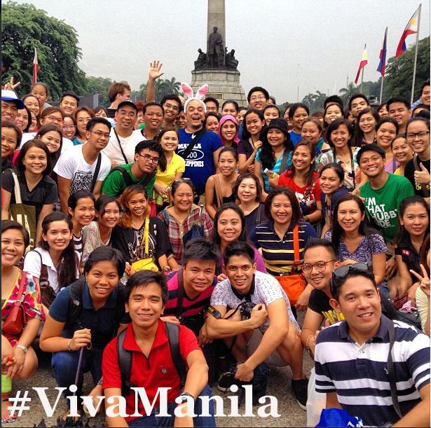#VivaManila Tour A Manila Walking Tour with Carlos Celdran