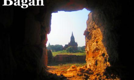 Overwhelming Bagan Temples