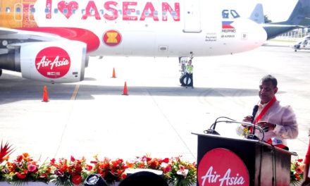 AirAsia Celebrates ASEAN's Golden Jubilee by Giving Back to the Region