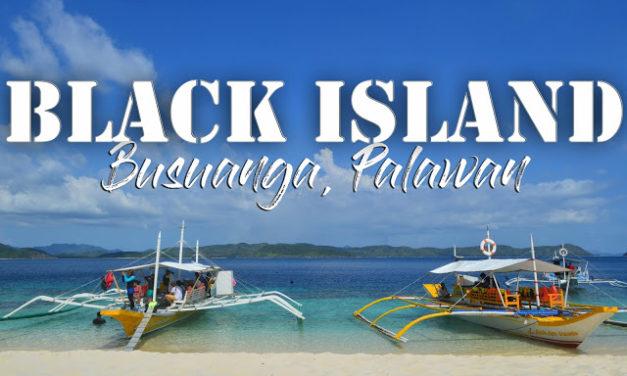 PALAWAN | Unexpected Trip in Black Island, Busuanga (Malajon Island)
