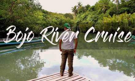 CEBU | Bojo River Cruise, An Eco-Tourism Activity in Aloguinsan
