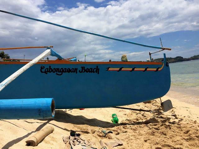 Cabongaoan Beach and the Death Pool of Burgos, Pangasinan