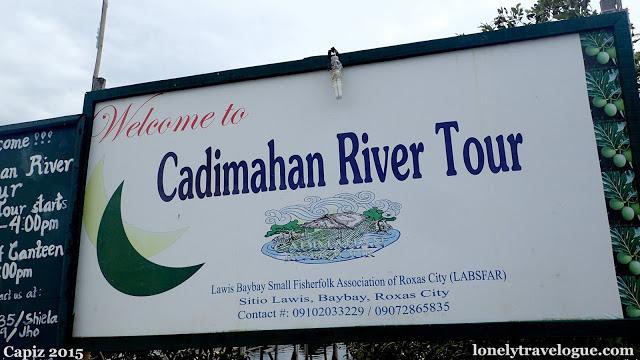 CAPTIVATING CAPIZ: Cadimahan-Libotong River Tour