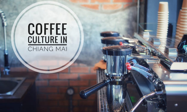 Coffee Culture in Chiang Mai Thailand