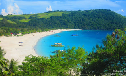 Backpacking 101: Calaguas Budget and Itinerary (Updated 2014)