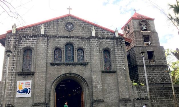 CAVITE   St. John Nepomucene Parish Church