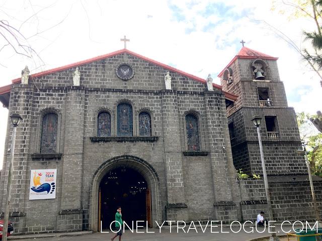 CAVITE | St. John Nepomucene Parish Church