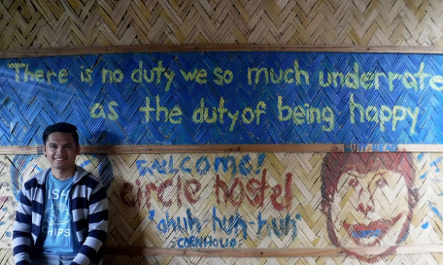 WHERE TO STAY IN BALER: #ThereAreNoStrangers in Circle Hostel Baler