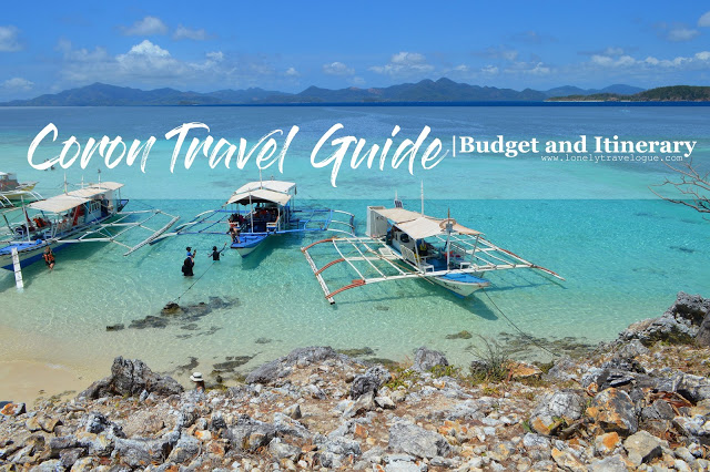 PALAWAN | Coron Travel Guide, Budget and Itinerary