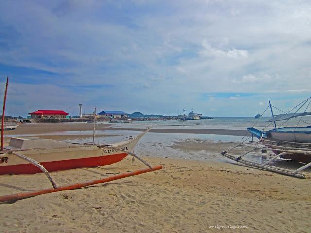 The Little Tour Guide in Capusan Beach, Cuyo Island