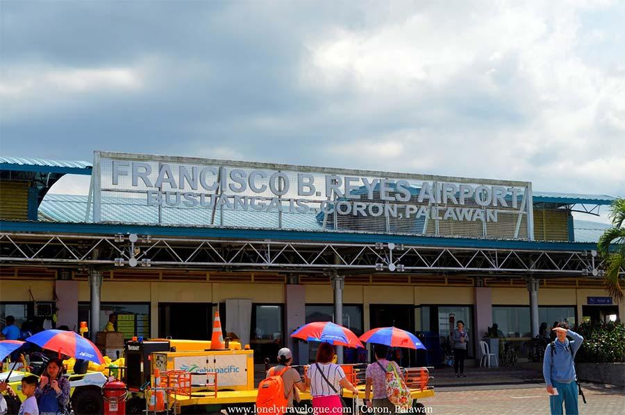 Coron philippines Airport