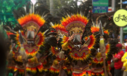 DINAGYANG FESTIVAL 2018   The Colorful History of the Atis Through Dance and Chant