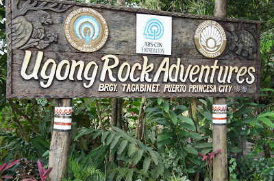 Ugong Rock Cave and Ka Lui Restaurant