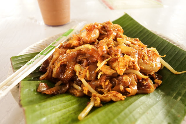 The Food and Drink I Had in Penang and other Travel Stories