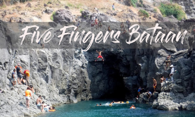BATAAN | What to Expect When You Visit Five Fingers Via Mariveles Five Fingers Tour by BWP