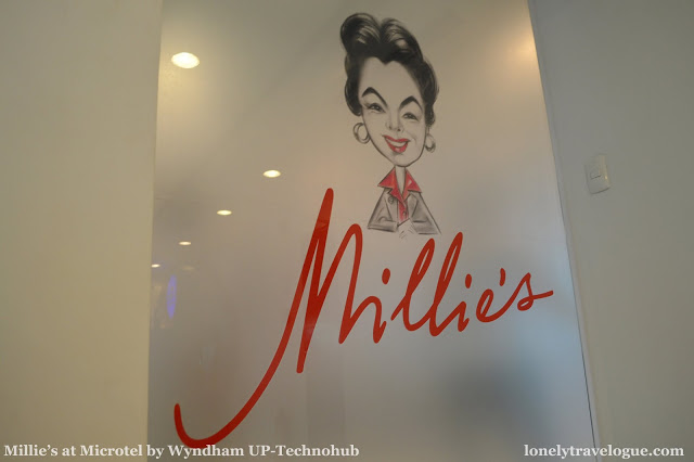 Millie's at Microtel by Windham UP-Technohub