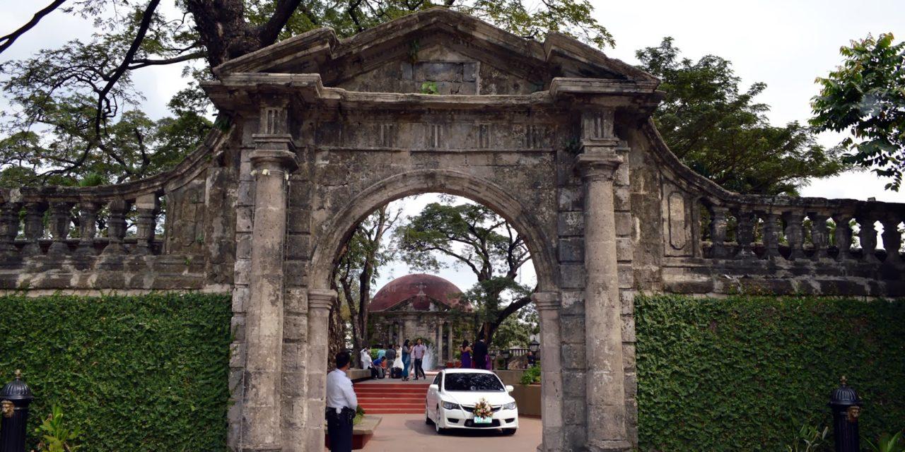 Manila Walk – Paco Park, Binondo (Chinatown), Escolta and Casa Roces