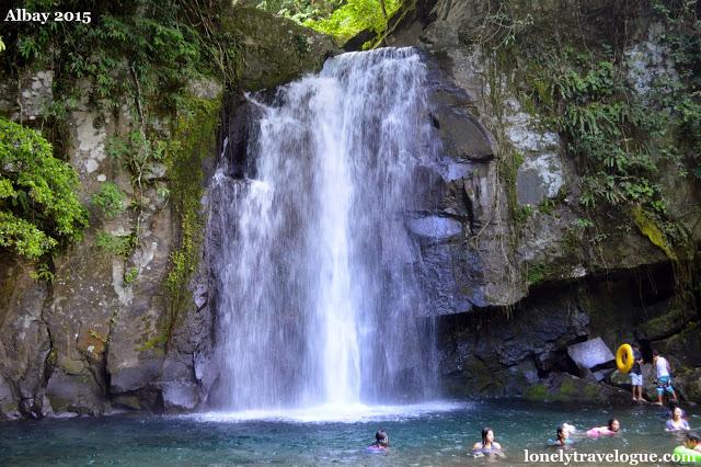 Malinao Albay and the Vera Falls