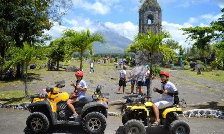 In Pictures: Bicol Adventure ATV