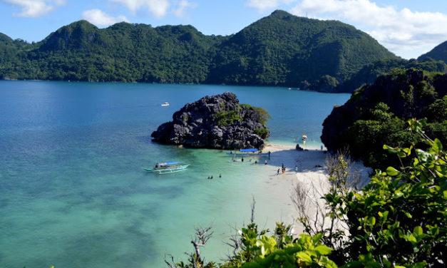 Bicol's Gem: Caramoan Group of Island