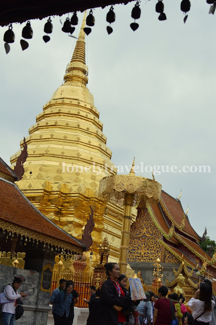 One Fine Afternoon in Doi Suthep Temple Chiang Mai
