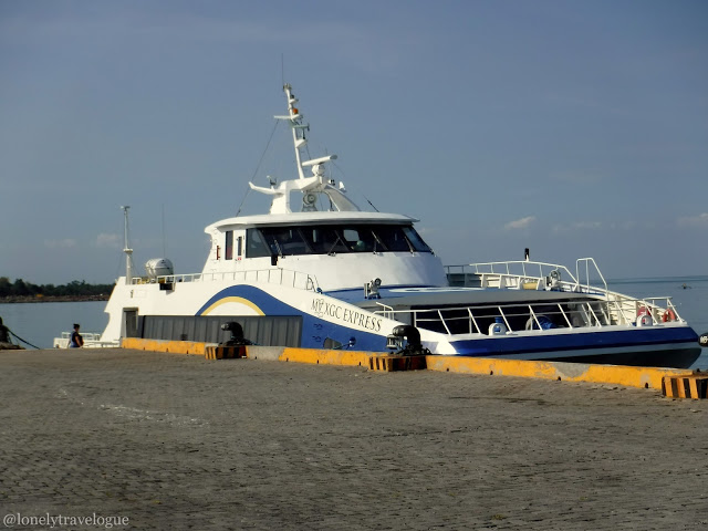 Ferry Ride from Mall of Asia to Bataan