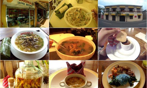 Foodspotting in Iloilo