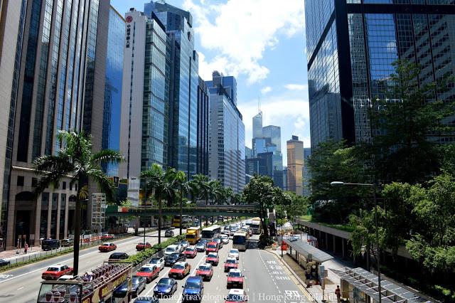 TRAM: The Most Affordable Way to See Hong Kong