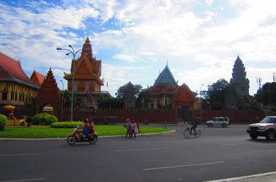 Indochina: Phnom Penh, Cambodia