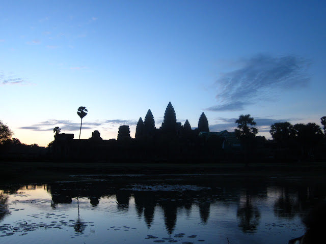 Angkor Wat Walking Tour