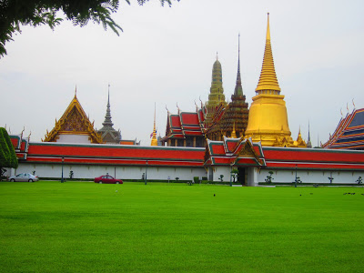 The Grandeur of the Grand Palace
