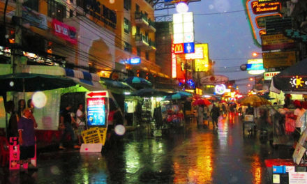 Thai Massage in Khao San Road