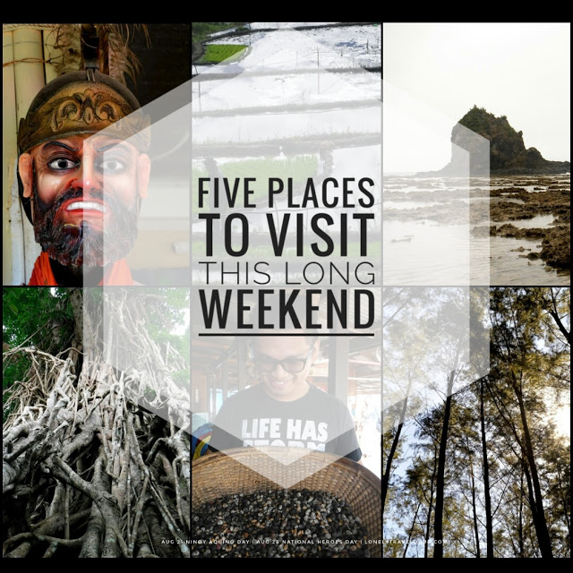 Five Quick Escapade in Luzon This Long Weekend