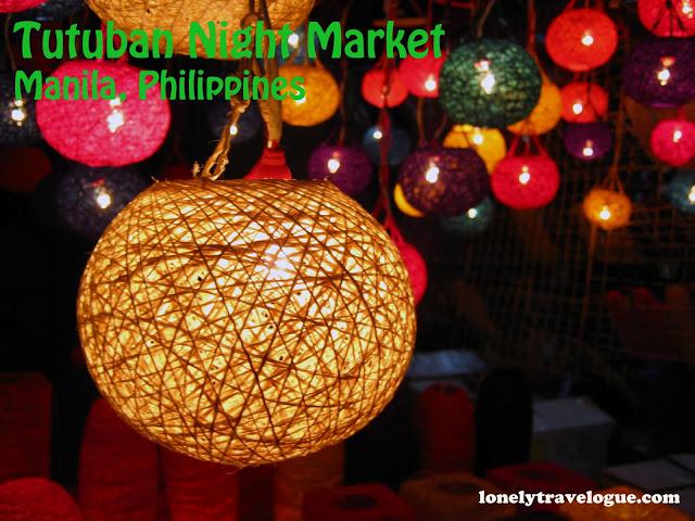 Tutuban Night Market Fashion Night