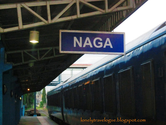 Bicol Part 2: Naga City