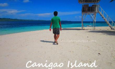 The Beauty of Canigao Island