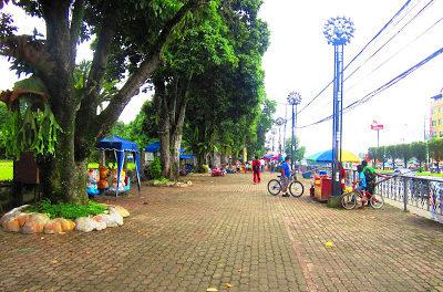 Wandering in Kidapawan