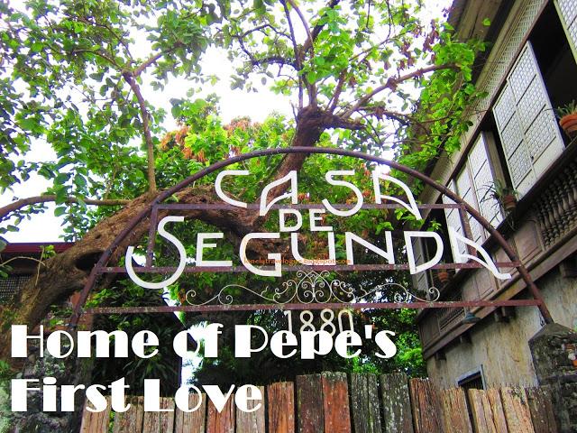 Casa de Segunda: Home of Pepe's First Love