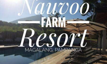 Nauvoo Farm Resort – A Beautiful Place at the Foot of Mt. Arayat