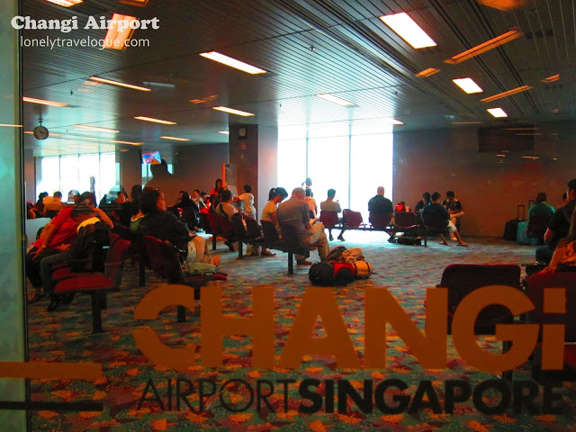 The First Attraction in Singapore: Getting Around Changi International Airport