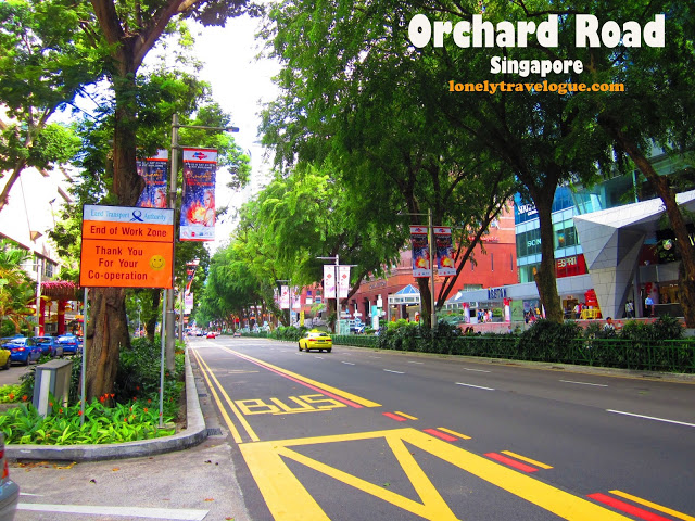 Orchard's Discounted Tickets: Universal Studios and Singapore Flyers