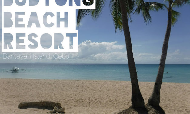 CEBU | Budyong Beach Resort, Bantayan Island